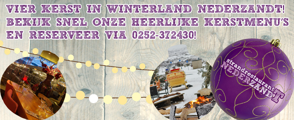 Kerst-Winterwonderland