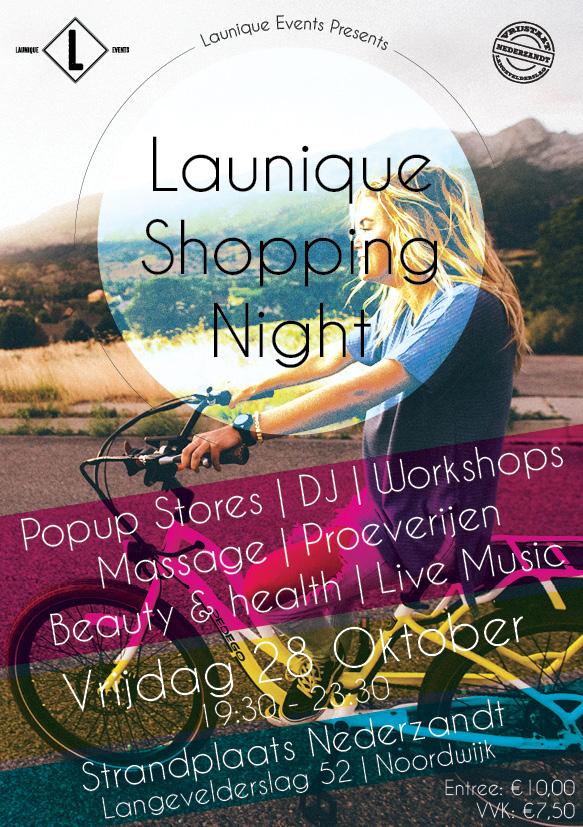 launique-shopping-night-nederzandt-noordwijk