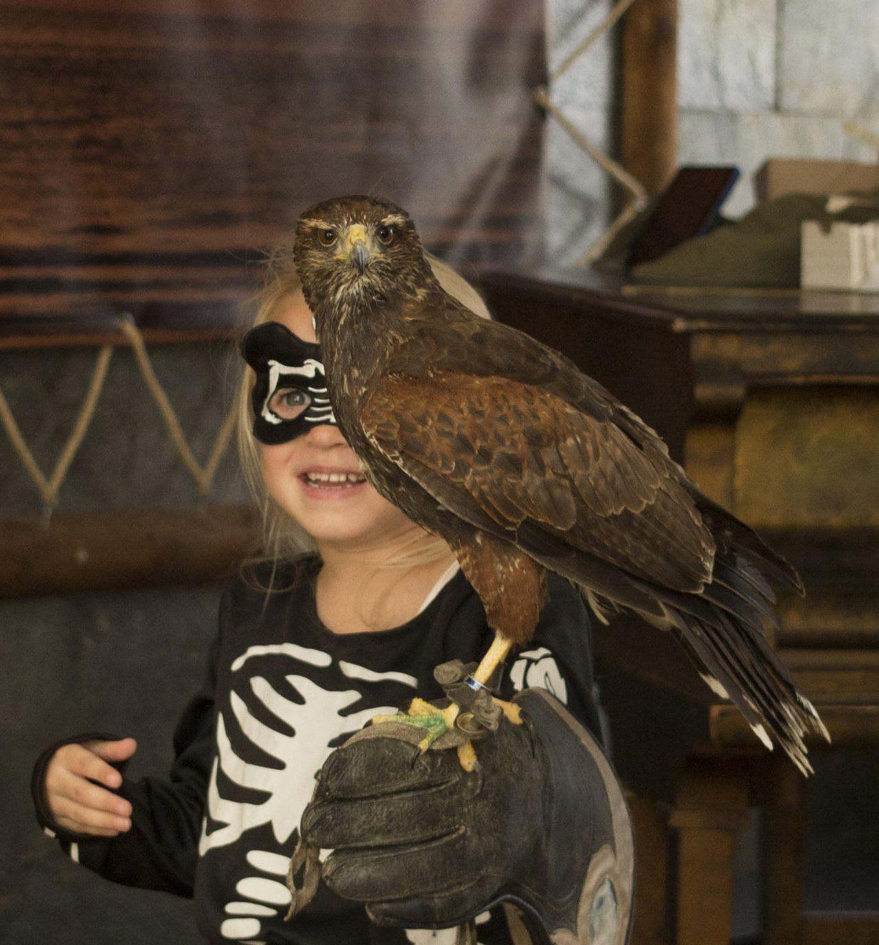 Halloween Kidsmiddag Nederzandt Noordwijk