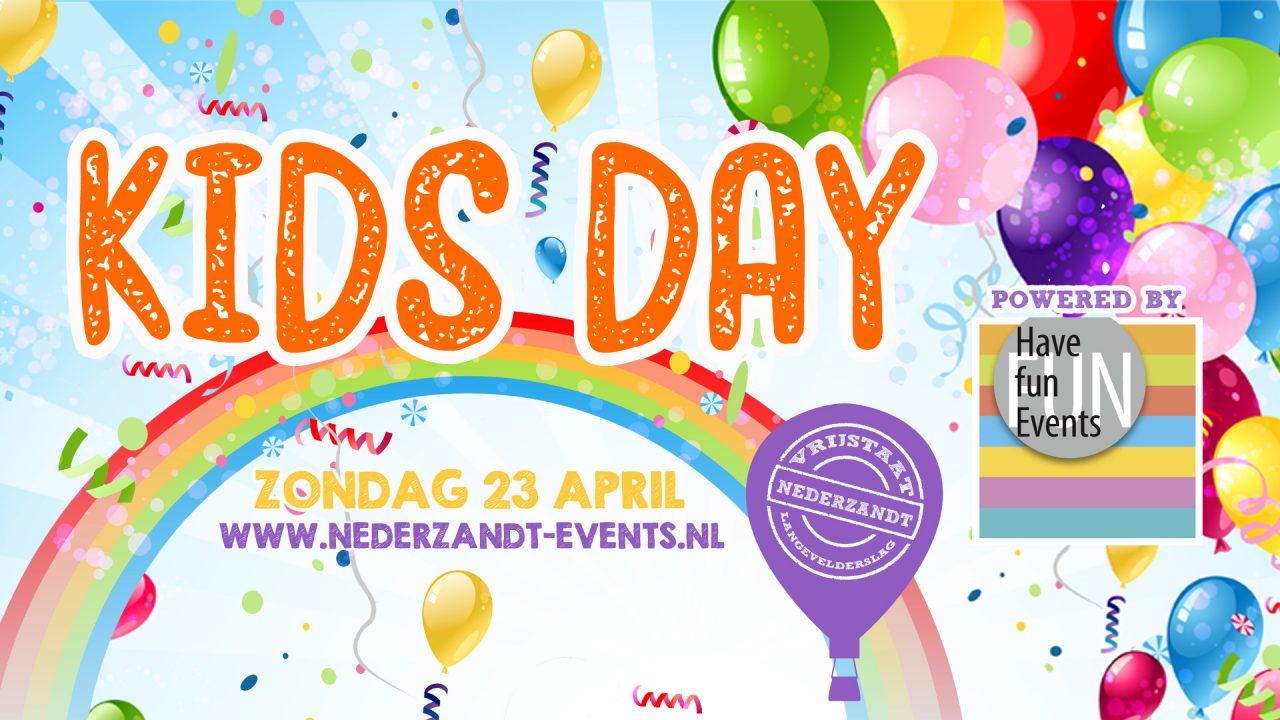 Kom naar Kids Day!