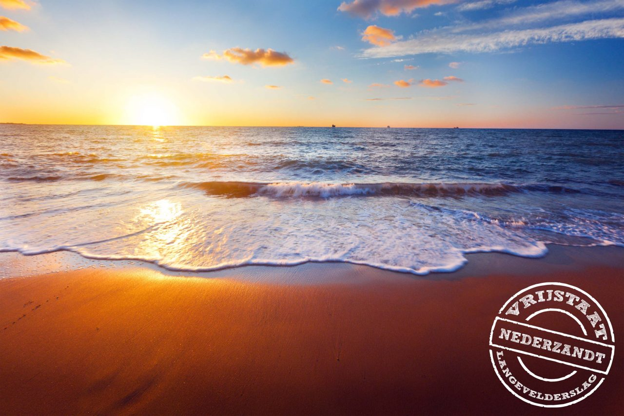 Best Beaches in the world according to National Geographic and Noordwijk is one of them!