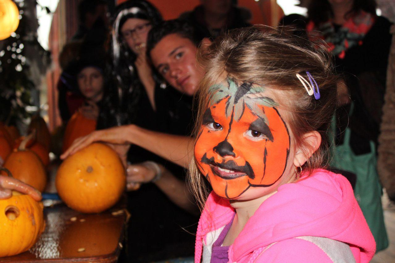 Op zondag 29 oktober is het Halloween Kidsmiddag bij Nederzandt