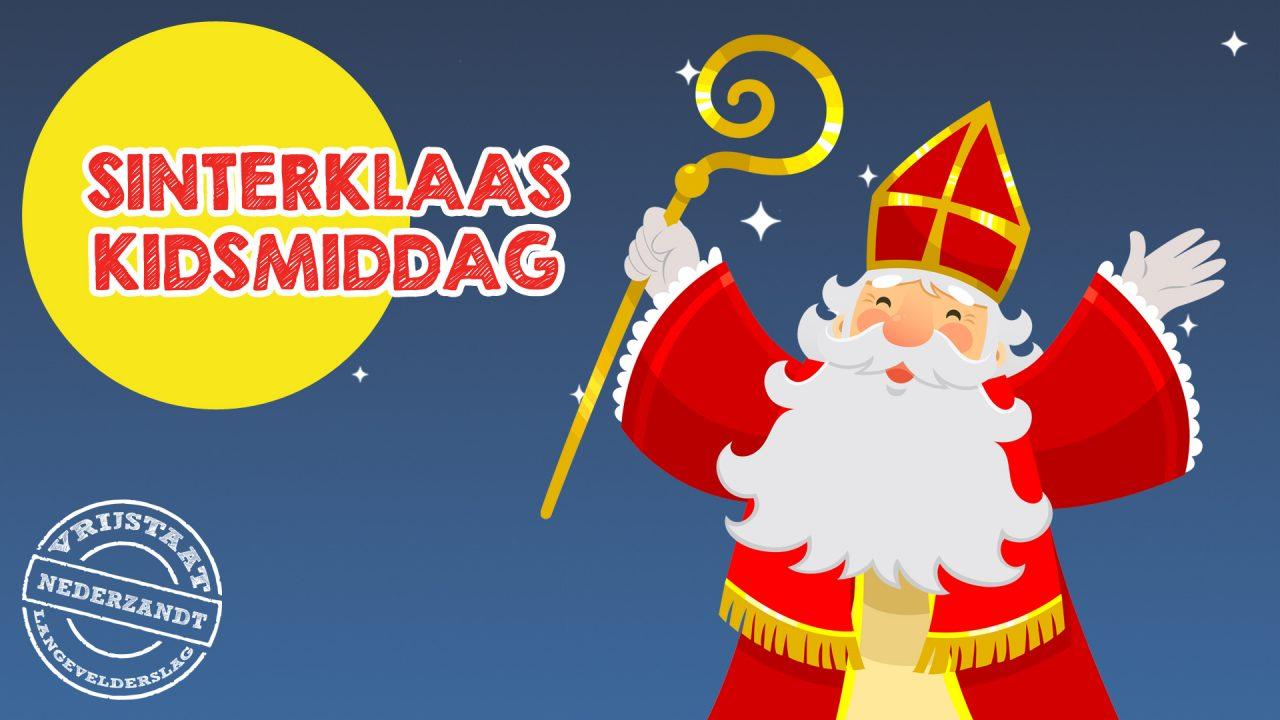 Sinterklaas Kidsmiddag bij Nederzandt!